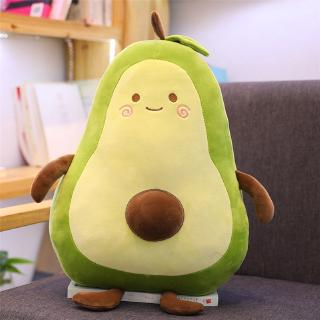 New 25/40/50/60CM Avocado Pillow Soft Plush Toy Doll Stuffed Toys Gifts
