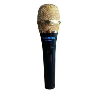 Micro hát karaoke trên máy tính - Transhine R9-S800 (Đen)