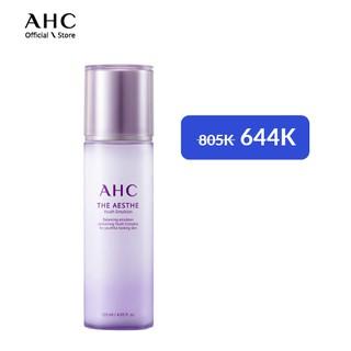 Sữa Dưỡng Trẻ Hóa Da AHC The Aesthe Youth Emulsion 120ml thumbnail