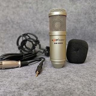 Mic thu âm AQTA BM900 II dùng cho tất cả các Sound card dòng mic nguồn 5V