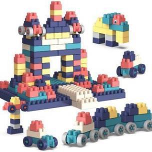 Đồ Chơi Lắp Ghép, Bộ Đồ Chơi Lắp Ghét Lego 520 Chi Tiết Dành Cho Bé, Tăng Khả Năng Sáng...