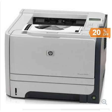 MÁY IN HP LASERJET P2055D CŨ bảo hành 6 tháng, giá chỉ 2050.000 đồng