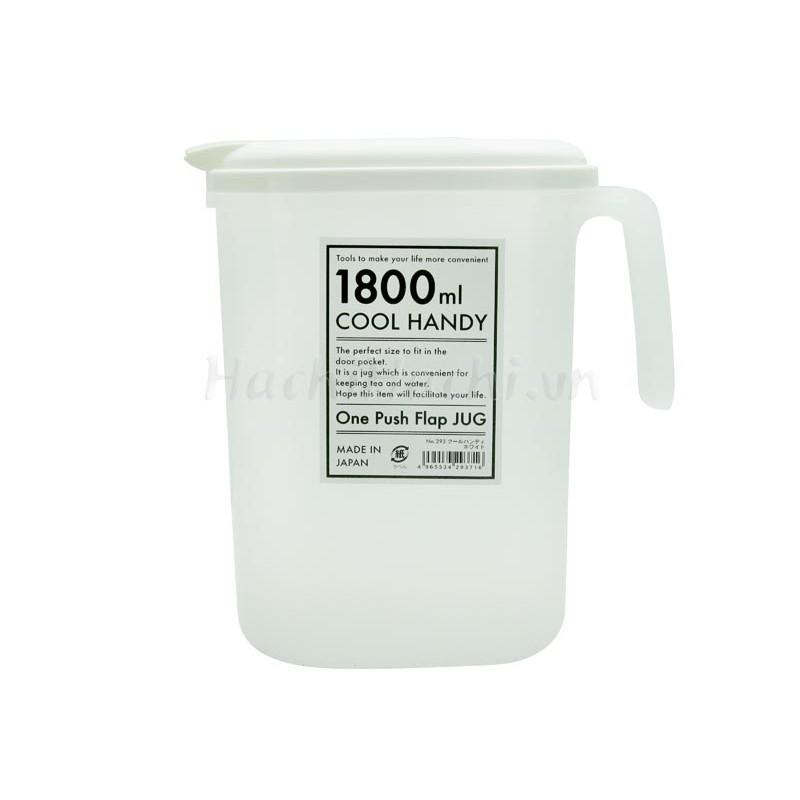 Bình nhựa đựng nước 1.8L - 2940222 , 1201300302 , 322_1201300302 , 50000 , Binh-nhua-dung-nuoc-1.8L-322_1201300302 , shopee.vn , Bình nhựa đựng nước 1.8L