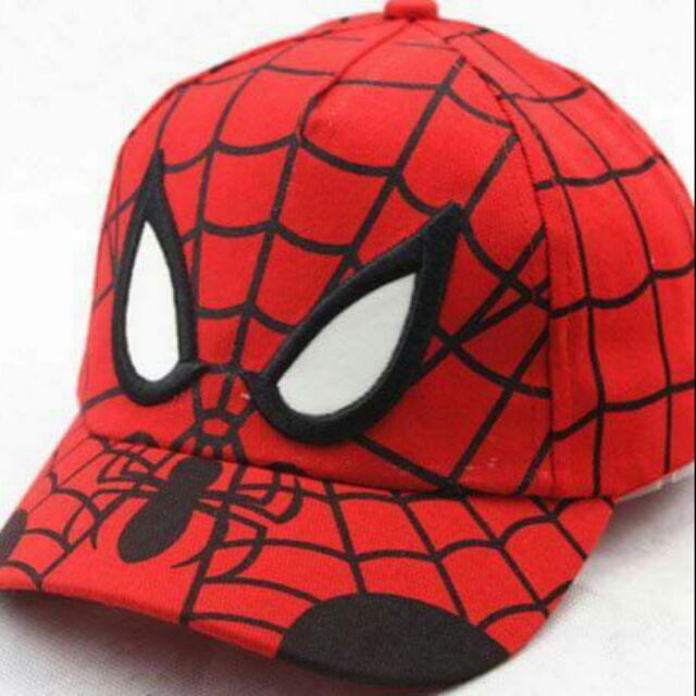 mũ người nhện cho bé trai