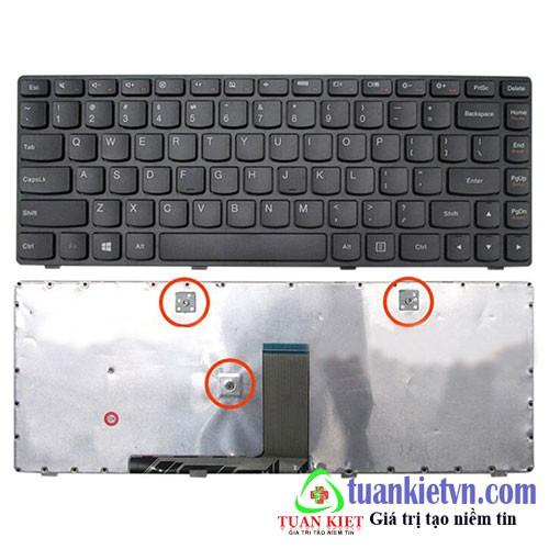 Bàn phím laptop Lenovo IdeaPad Z410 G405 G400 G490 G410