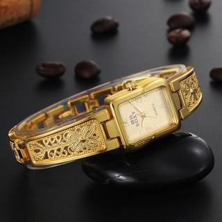 Đồng hồ nữ dây hợp kim Soxy SY001