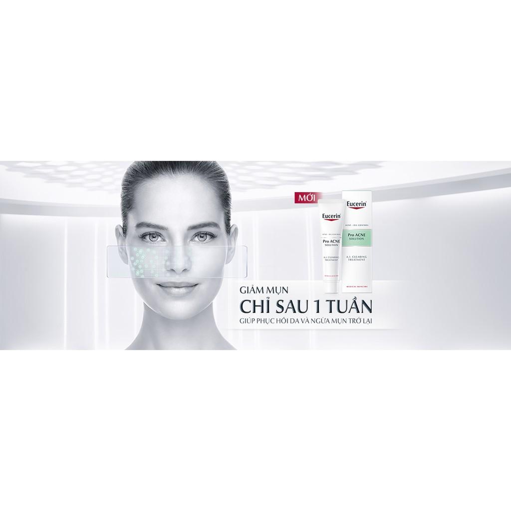 [ Cao cấp ] Trị Mụn thế hệ mới Eucerin Pro Acne Solution A.I Clearing Treatment [ Chất lư