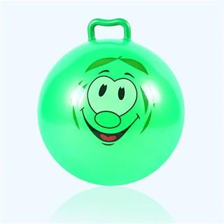 ☆VN Inflatable Hopping Jumping Ball Bouncer Hopper Handle Kids Outdoor Fun Beach Toy