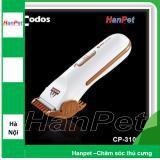 (Hàng cty) Tông Đơ máy Chuyên Dụng Cắt Lông chó mèo Codos CP-3100 (hanpet 399b)