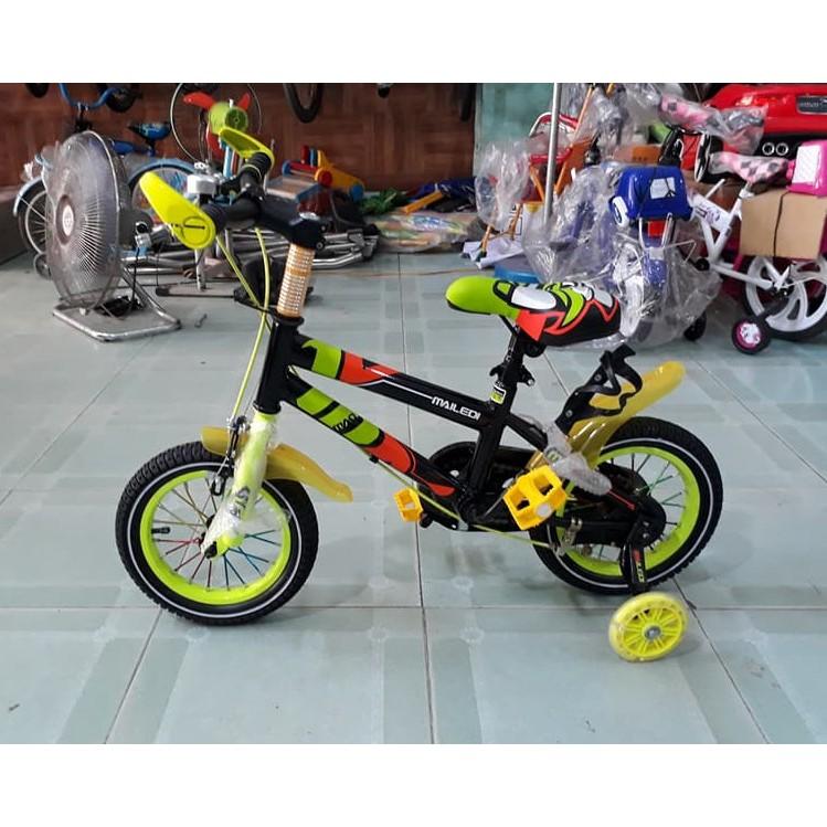 [KHO SỈ] Xe đạp thể thao Xaming cho bé 3-4t, 4-5t, 5-7t (bánh 12/14/16 inch)