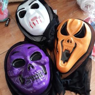 Mặt nạ ma mặt nạ hóa trang kinh dị trung thu halloween-r87 mã sp BE6998