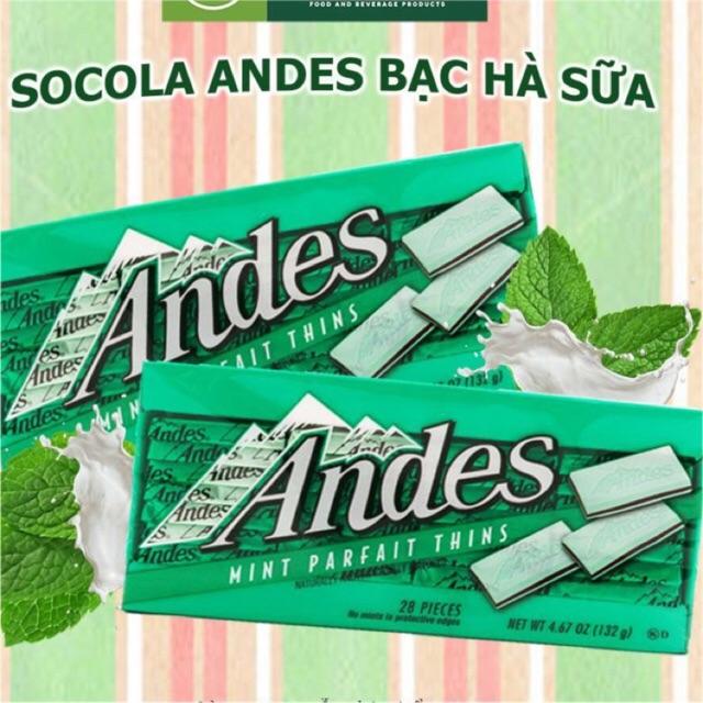 Date 8/2019-Combo 2 hộp kẹo socola Andes bạc hà và bạc hà sữa của Mỹ - 3002825 , 458309651 , 322_458309651 , 180000 , Date-8-2019-Combo-2-hop-keo-socola-Andes-bac-ha-va-bac-ha-sua-cua-My-322_458309651 , shopee.vn , Date 8/2019-Combo 2 hộp kẹo socola Andes bạc hà và bạc hà sữa của Mỹ