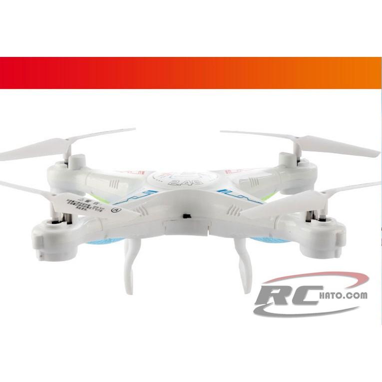 Máy bay điều khiển từ xa 4 cánh flycam X5C màu ngẫu nhiên