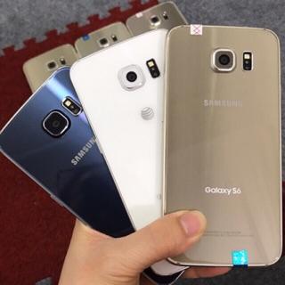 Điện thoại samsung galaxy S6 ram 3/32GB zin_đẹp keng(chính hãng)
