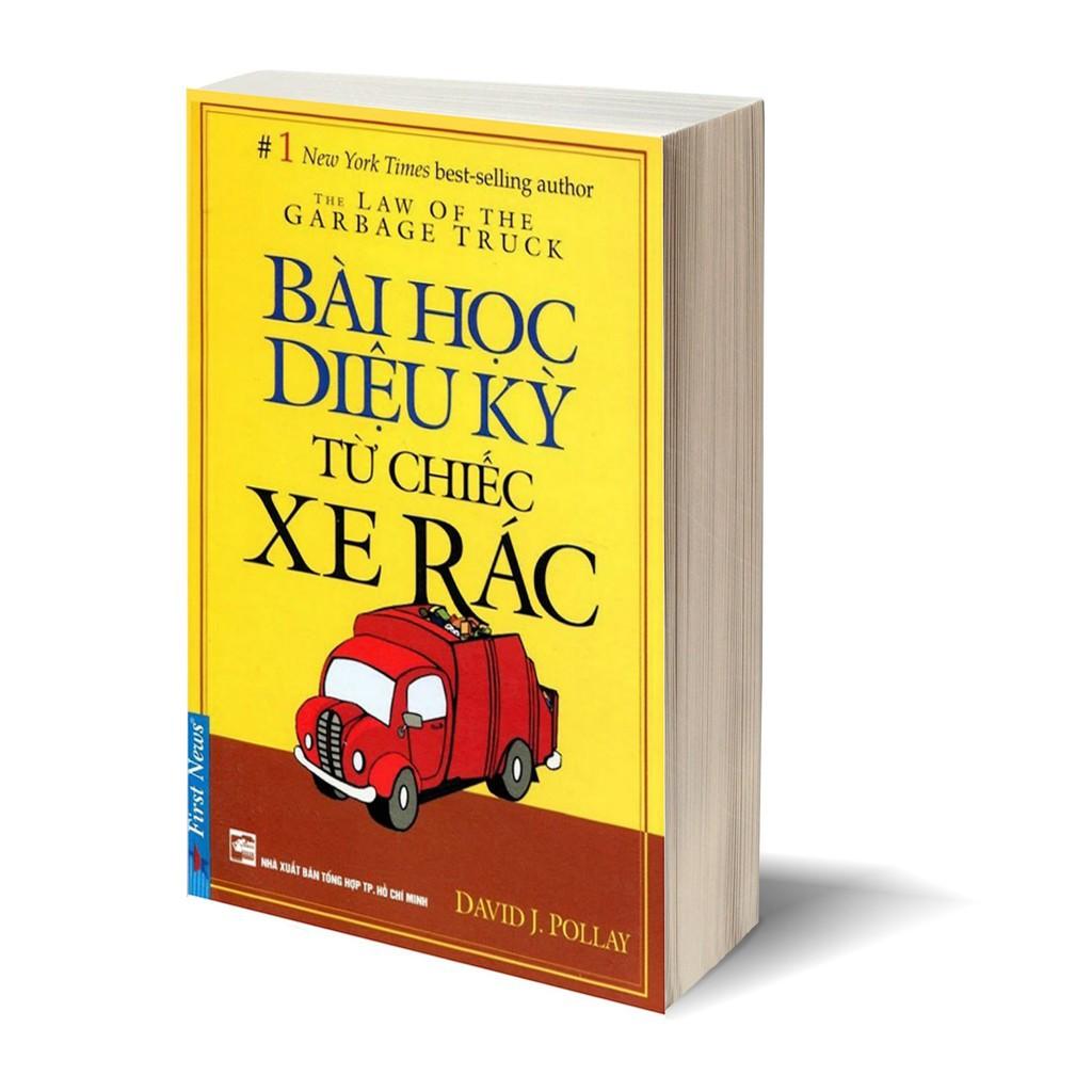 Sách - Bài Học Diệu Kỳ Từ Chiếc Xe Rác - Khổ Bé (Tái Bản), Giá tháng 10/2020