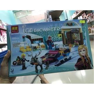 Lego xe kéo