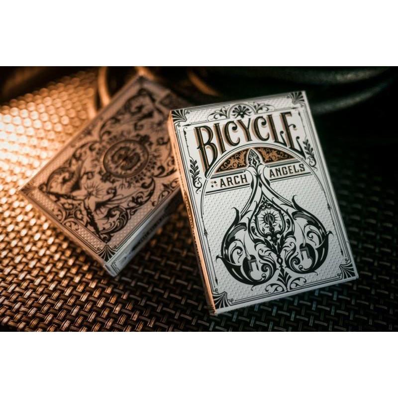 Bài ảo thuật Archangel Playing cards – Bài Mỹ – bài Tây CAO CẤP CHÍNH HÃNG USA ( Mystery Shop)