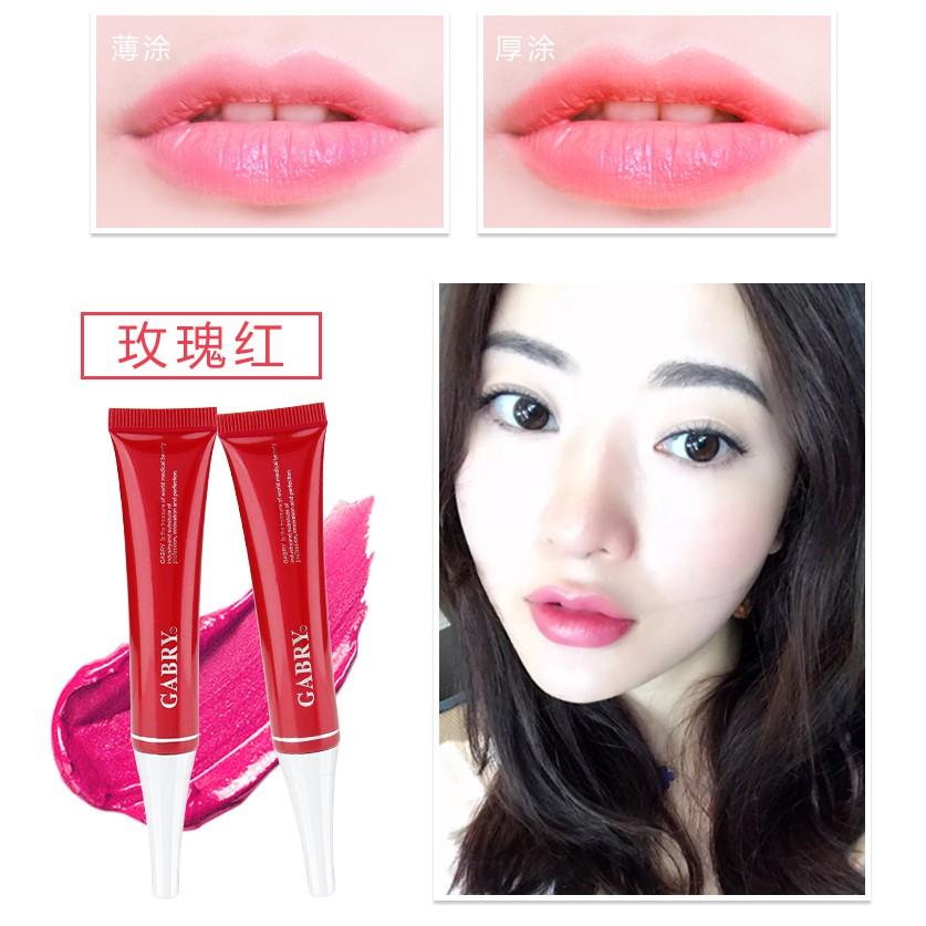 Dưỡng kích màu môi sau xăm Gabry | Dưỡng Sau Xăm
