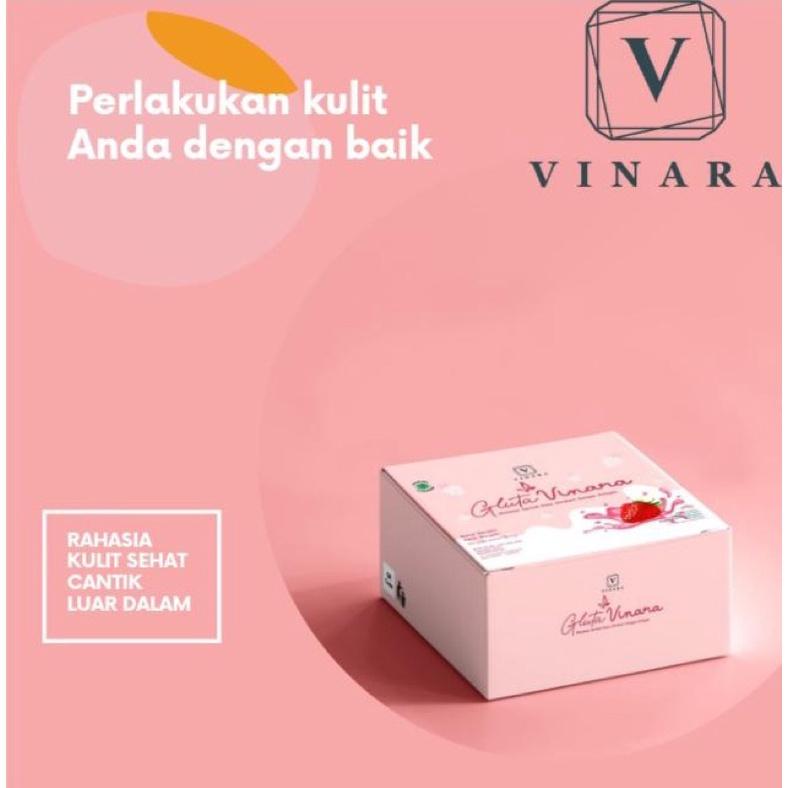 Gluta Vinara   Bình đựng nước làm trắng da   Tinh chất collagen uống nước  Phấn phủ collagen Kem dưỡng trắng...