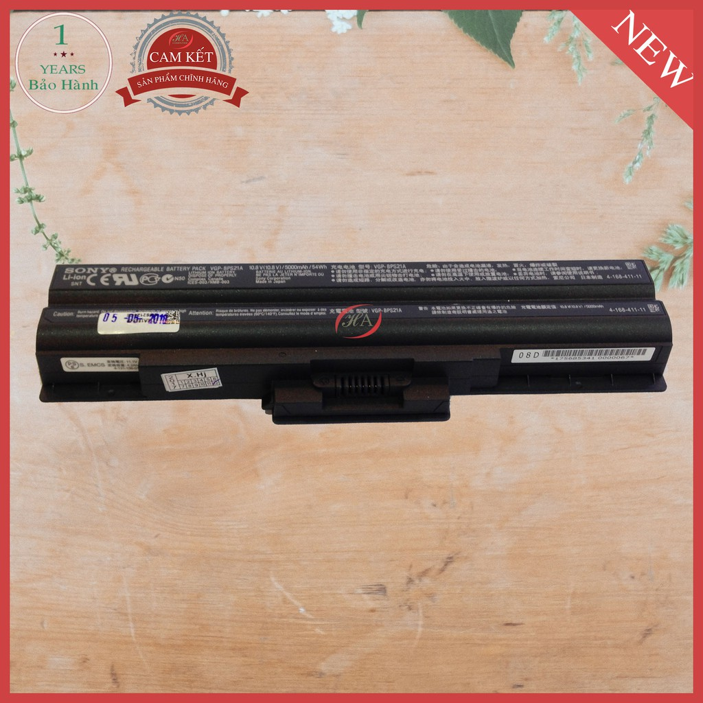 Pin Laptop Sony VGN-AW90US