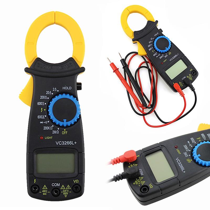 Đồng hồ kẹp đo dòng điện AC DC | Shopee Việt Nam