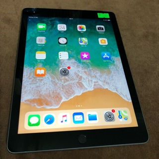 IPad gen 5(2017) 4G wifi 32GB
