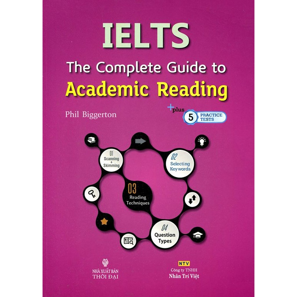 Sách - IELTS The Complete Guide To Academic Reading