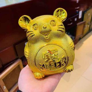 Chuột vàng tặng bao lixi