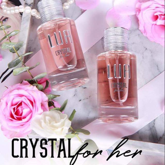 [ Chính Hãng 100% ] Nước hoa nữ LUA CRYSTAL FOR HER 60ML
