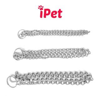 [Mã PETMS03 giảm 10% đơn 199K] Dây Xích Inox Cho Thú Cưng Chó Mèo - iPet Shop thumbnail