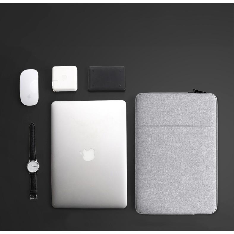 Túi Chống Sốc Laptop Macbook Ultrabook Cao Cấp 13.3 inch, 14.1 inch, 15.6 inch (Đủ size - Nhiều màu)