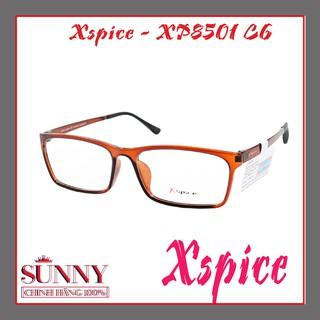 GỌNG KÍNH XSPICE - XP8501 - SP CHÍNH HÃNG - NHIỀU MÀU SẮC - VÀO SHOP ĐỂ CẬP NHẬT MÃ KHUYẾN MÃI