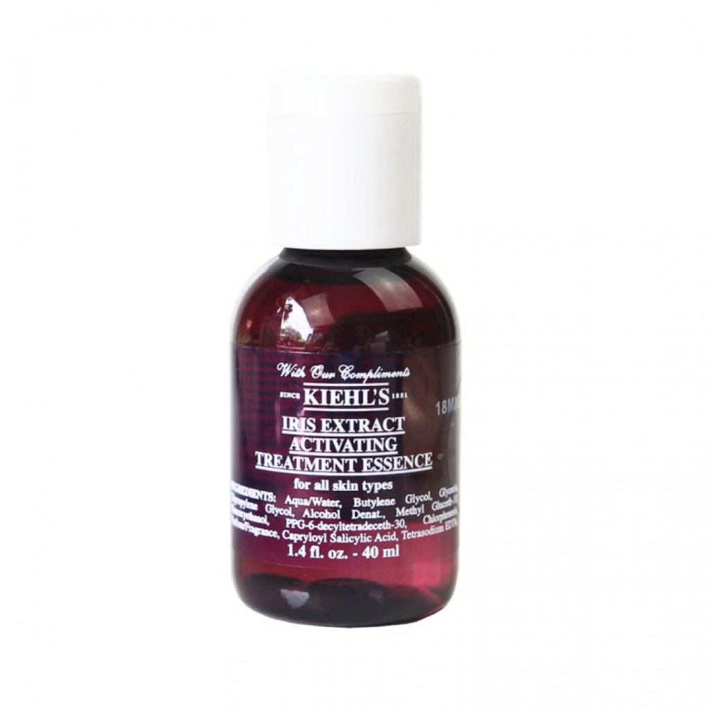 Nước thần Kiehl's Iris Extract Activating Treatment Essence – 40ml