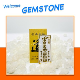 Miếng dán điện thoại Buôn May Bán Đắt GEMSTONE - Phong Thuỷ Cho Bạn thumbnail