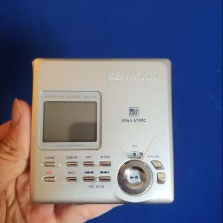 Máy hát đĩa minidisc Kenwood L7r thumbnail