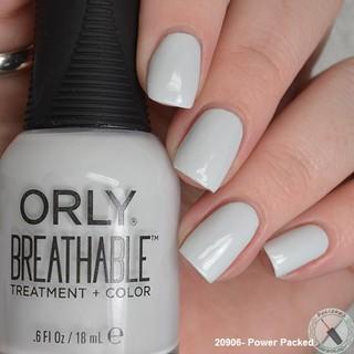 Sơn móng Orly Breathable 20906, nhập khẩu Mỹ, chính hãng, có phiếu công bố mỹ phẩm