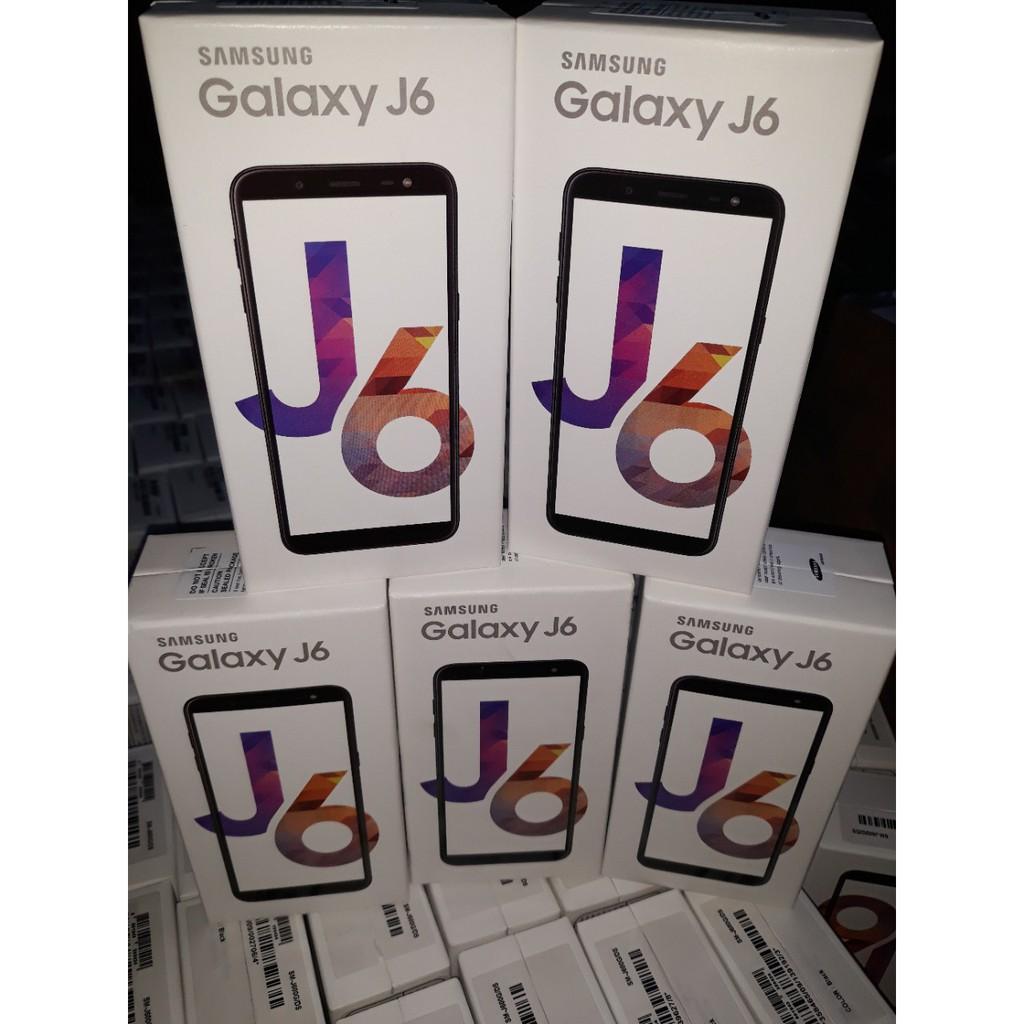 Điện Thoại Samsung J6/2018 - (Combo 5 máy) Hàng Chính Hãng - BH điện tử 12 tháng
