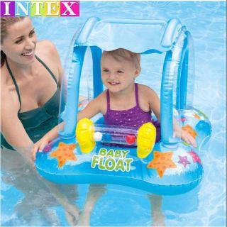 Phao bơi xỏ chân chống lật chính hãng Intex