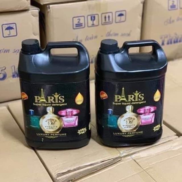 Can nước giặt pari 5lit   Shopee Việt Nam