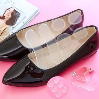 Bộ 2/6 miếng đệm silicon lót giày êm ái tiện dụng