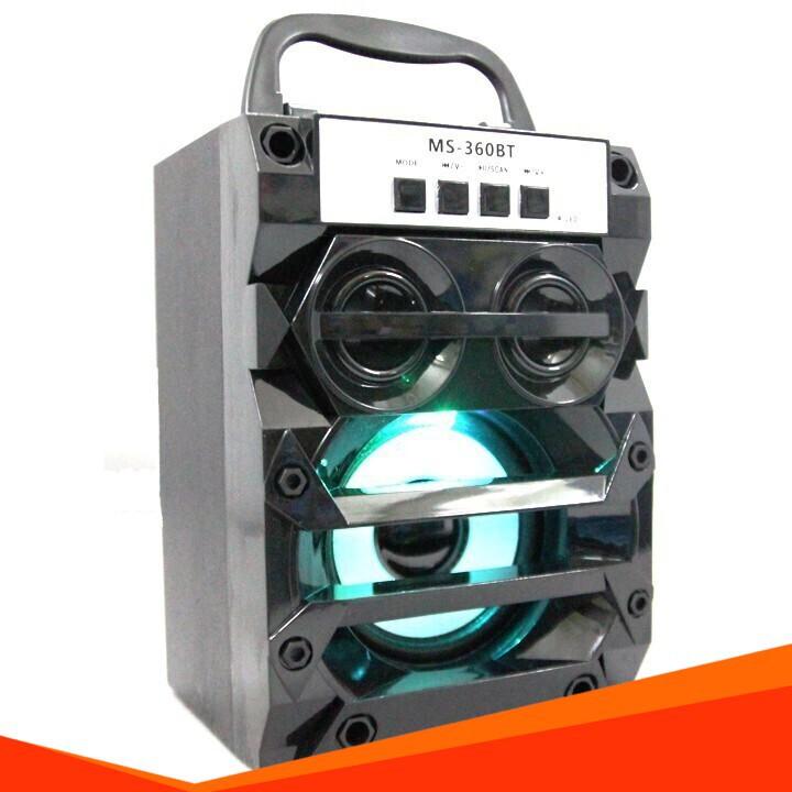 [Chất Lượng Nhất] Loa gỗ Bluetooth xách tay MS-360BT bền đẹp - 14040655 , 2292335672 , 322_2292335672 , 280000 , Chat-Luong-Nhat-Loa-go-Bluetooth-xach-tay-MS-360BT-ben-dep-322_2292335672 , shopee.vn , [Chất Lượng Nhất] Loa gỗ Bluetooth xách tay MS-360BT bền đẹp