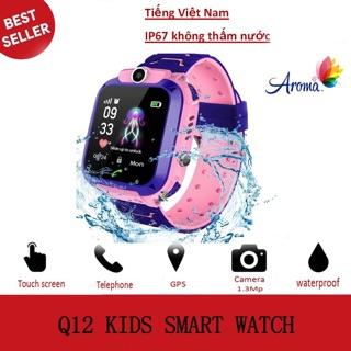 Đồng hồ thông minh A28 chống nước gps