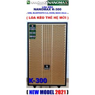 Loa kéo NANOMAX K-300 thumbnail
