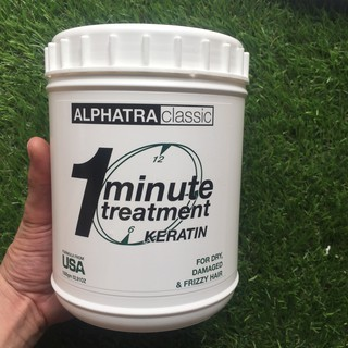 Kem ủ 1 phút One Minute Treatment Alphatra Usa 1500ml thumbnail
