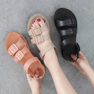 ] 3Q03 Dép Sandal 2 quai khóa cài trẻ trung năng động hợp thời trang