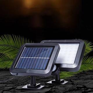 Đèn năng lượng mặt trời Solar Light cảm biến hồng ngoại, pin lithium 1200mAh, 3 chế độ hoạt động – Bảo hành 03 tháng