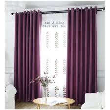 Rèm cửa màu tím, rèm màu tím, rèm cửa may sẵn màu tím, rèm cửa giá rẻ màu tím