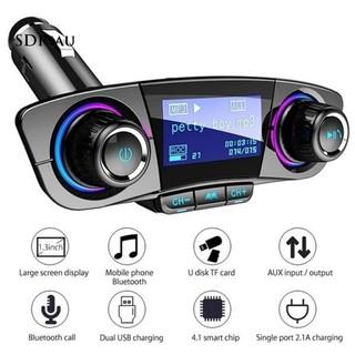 Máy Phát Nhạc Mp3 Bluetooth Cho Xe Hơi thumbnail