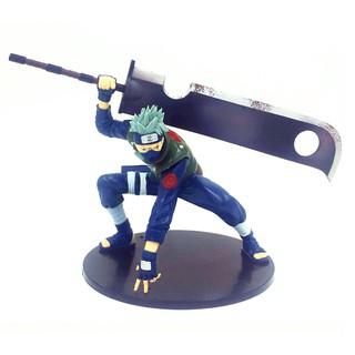 Mô hình Kakashi MS01(Đại chiến ninja lần 4) – Mô hình Naruto