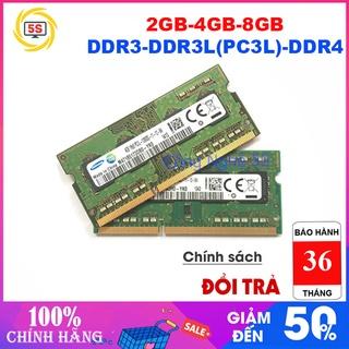 🔥🔥New100%,Nguyên Seal🔥🔥 Ram Laptop Samsung, Micro DDr3,DDR3L 4Gb,8Gb-Buss 1600- Full Box-BH 3 Năm